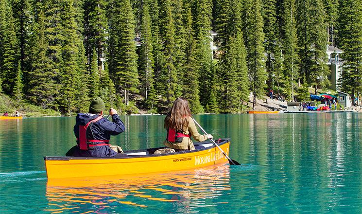 Moraine Lake Lodge Activites Home Page Moraine Lake Lodge